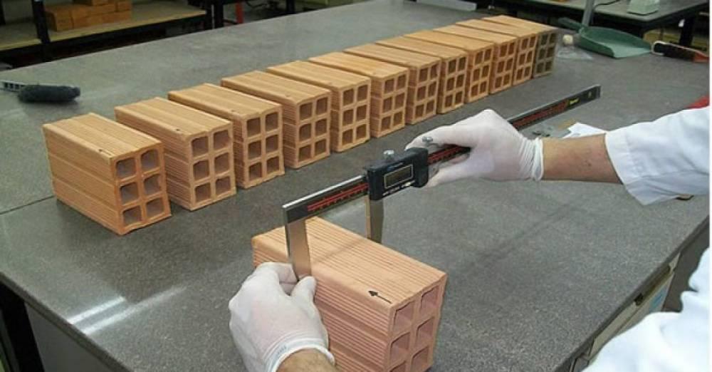 SENAI renova acreditação para realizar ensaios de cerâmica vermelha