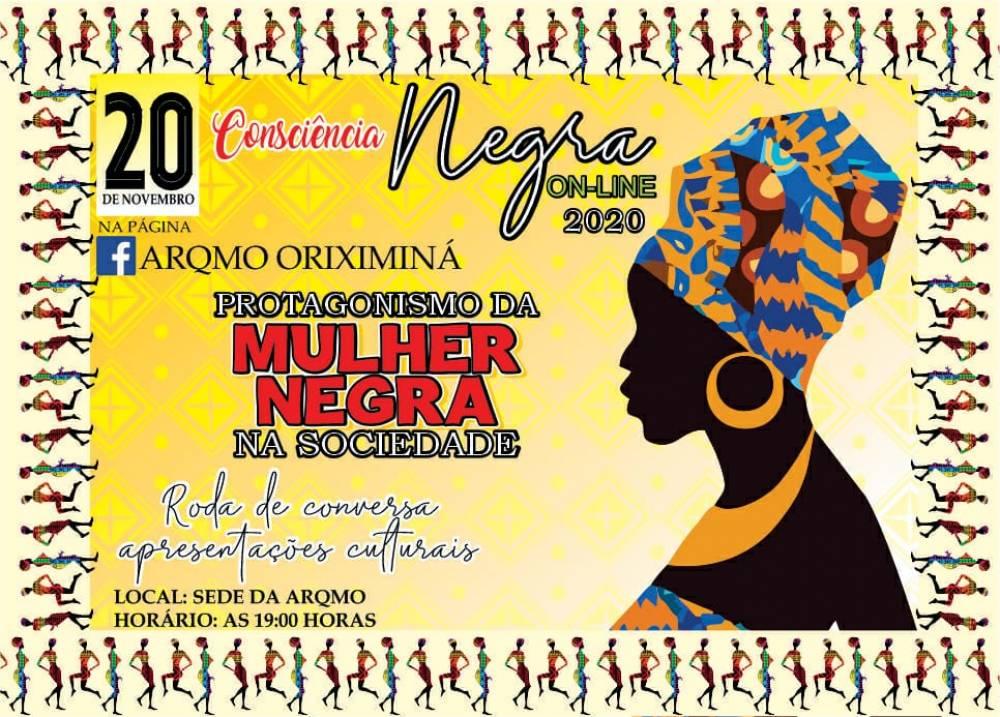 Quilombolas celebram Dia da Consciência Negra em Oriximiná
