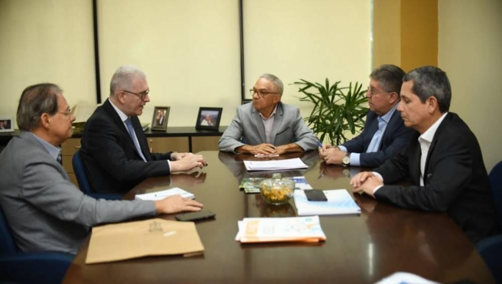 Convênio com a UFPA prevê ações para o desenvolvimento da indústria e do Estado