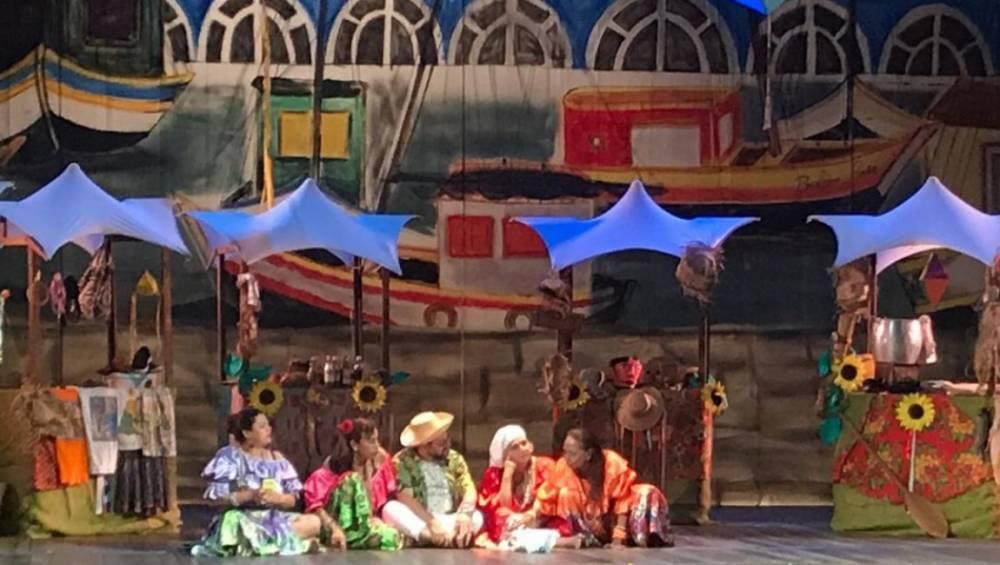 Espetáculo Ver de Ver o Peso é a atração do Círio no Teatro do SESI