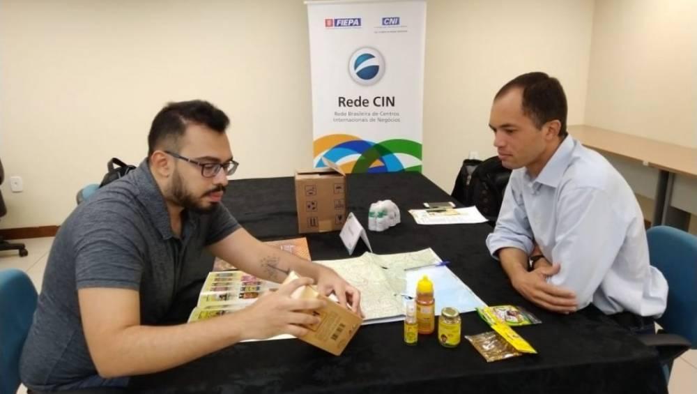 CIN Pará realiza rodada de negócios com Guiana Francesa