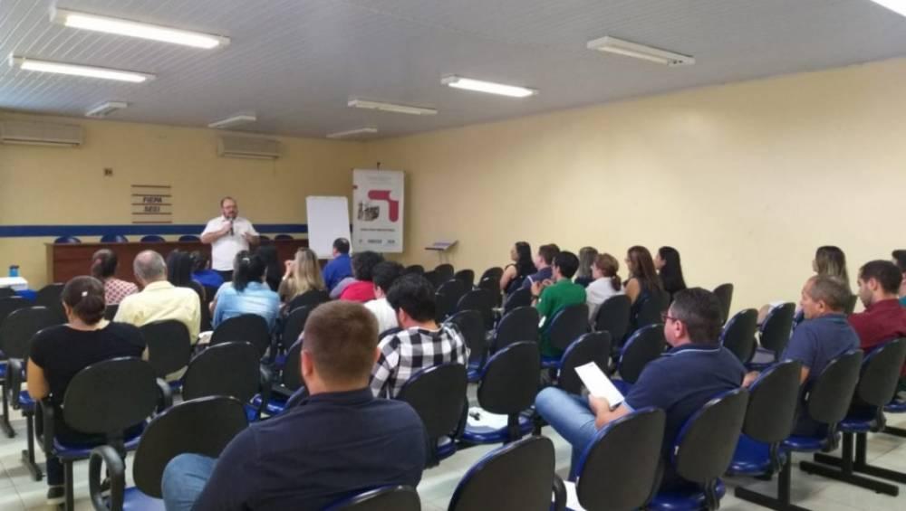 Palestra sobre passivos trabalhistas reúne empresários em Belém e Castanhal