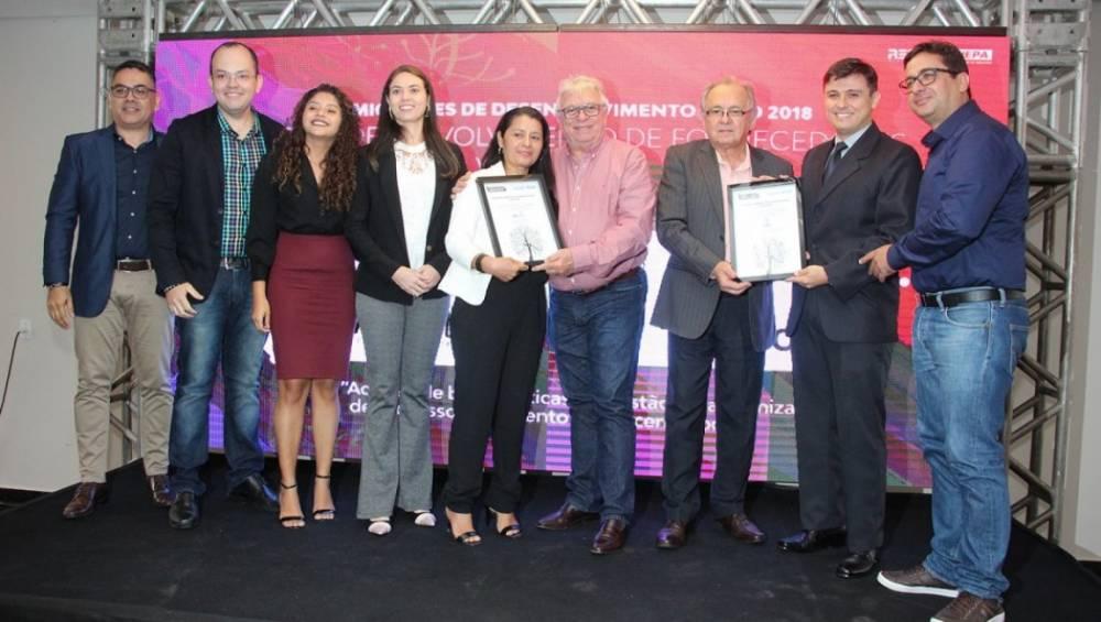 REDES premia o melhor Case Desenvolvimento de Fornecedor da indústria do Pará