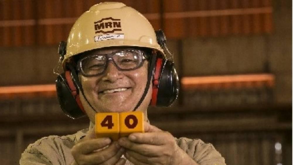 Mineração Rio do Norte celebra 40 anos de operação