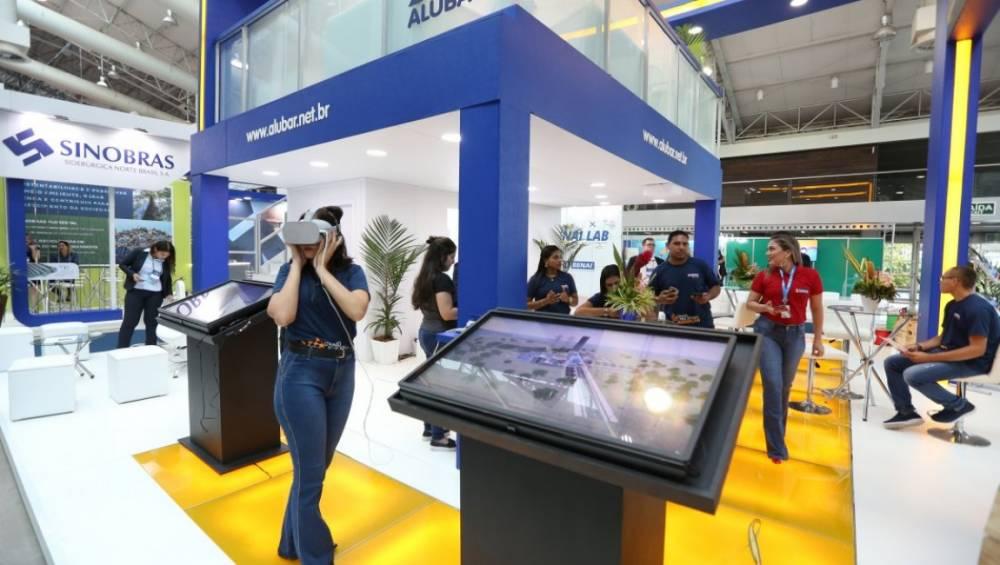 Indústria paraense mostra inovação e tecnologia na FIPA 2019