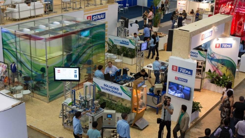 SESI aborda educação, saúde e qualidade de vida na XIV Feira da Indústria do Pará