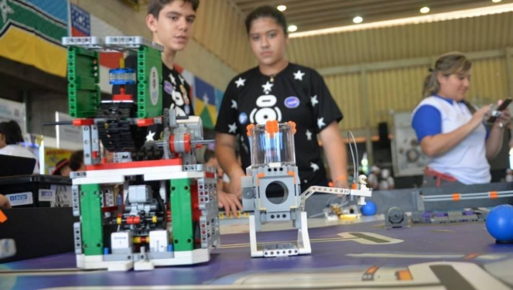 SESI Pará abre inscrições para torneio de robótica em Ananindeua