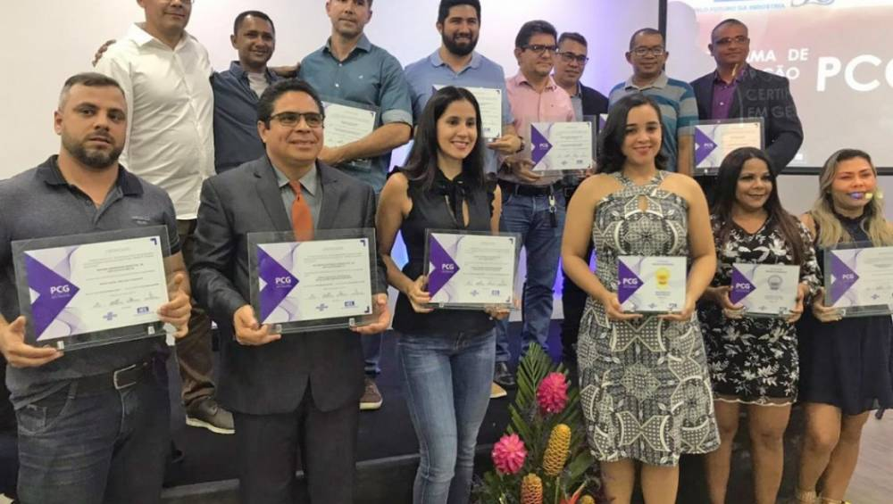 IEL e Sebrae capacitam e certificam empresas do Estado