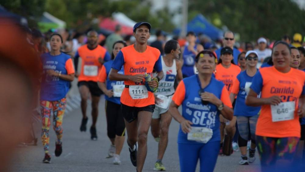SESI promove Dia do Trabalhador com programação de esporte e lazer