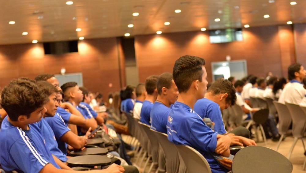 Evento para Jovens Aprendizes aborda empreendedorismo e inovação