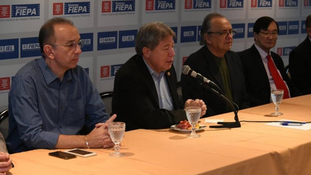 FIEPA reuniu empresários em busca de novos negócios com a China
