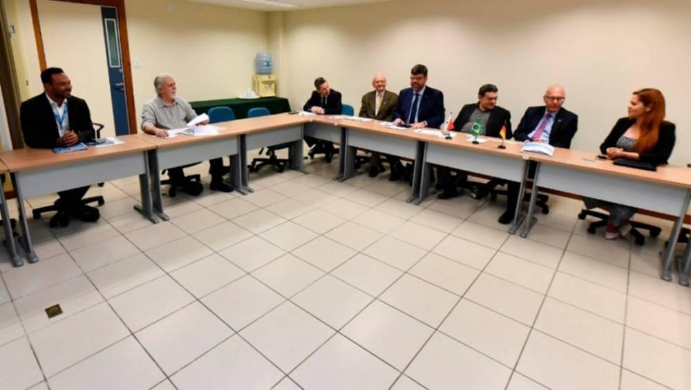 Embaixador da Alemanha visita o Sistema FIEPA