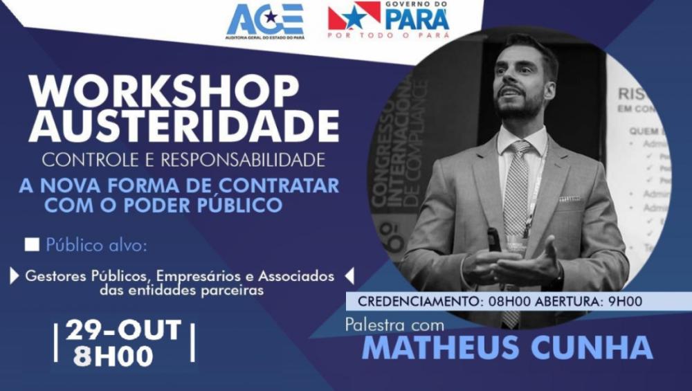 Workshop reúne setor público e empresariado