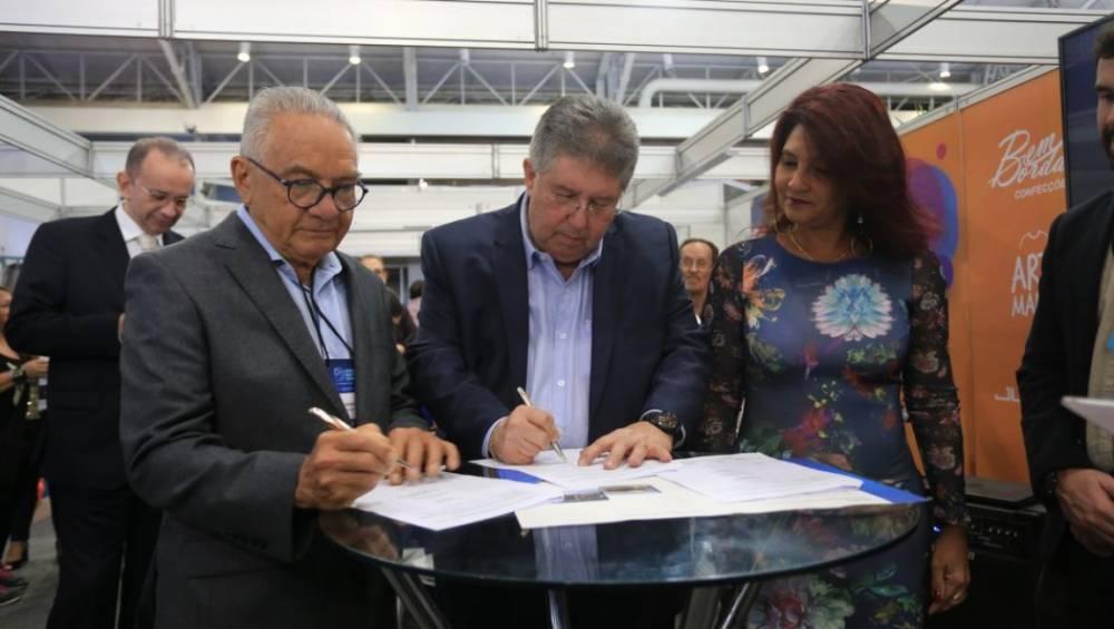 Belém terá polo avançado de tecnologia têxtil e de confecção
