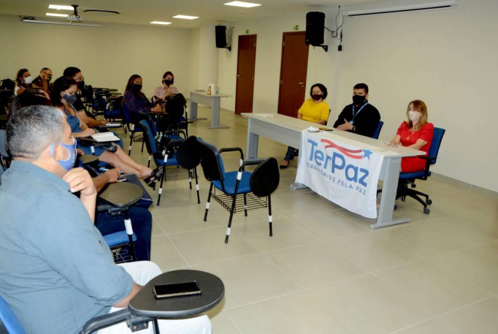 SENAI firma parceria com o Programa Terpaz