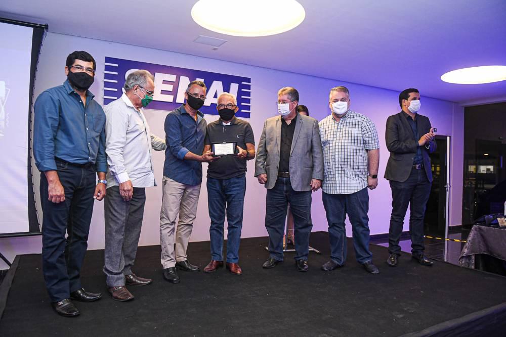 SENAI homenageia empresas e voluntários que trabalharam na recuperação de respiradores durante a pandemia do Covid-19