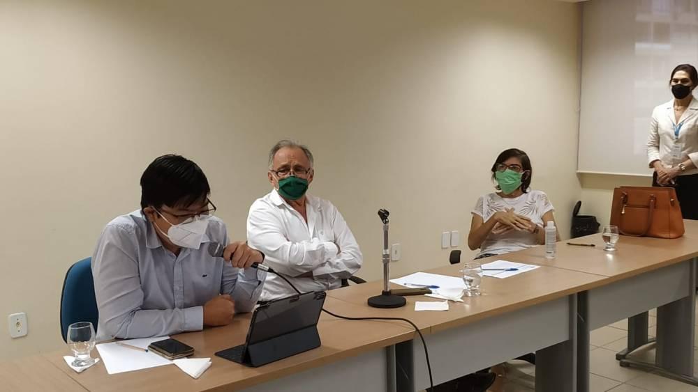 FIEPA reúne com Sedap para discutir Guia de Trânsito Vegetal para o açaí