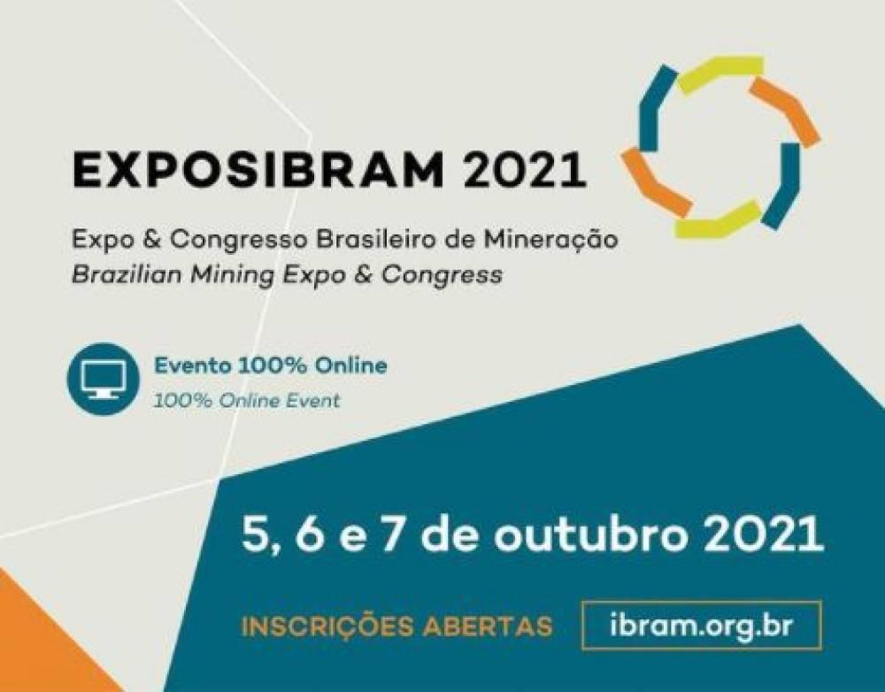 Economia circular na mineração é destaque na programação da EXPOSIBRAM 2021