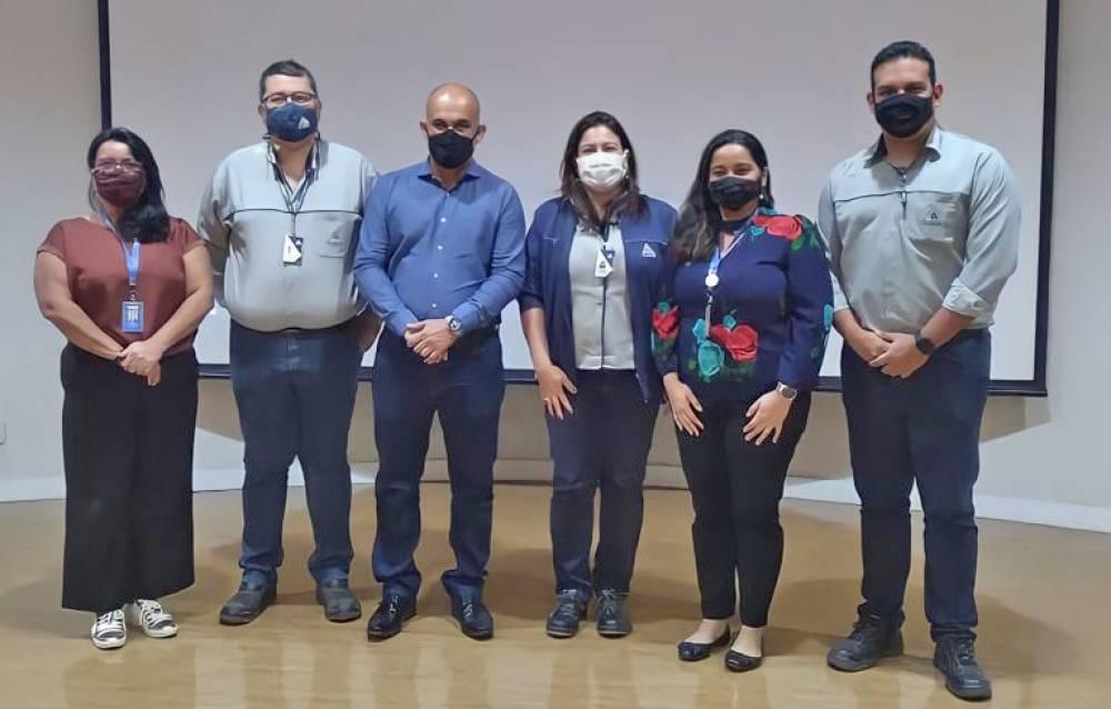 IEL realiza palestra sobre qualidade na Alubar